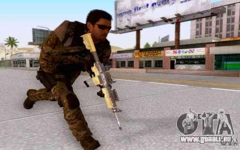David Mason für GTA San Andreas sechsten Screenshot