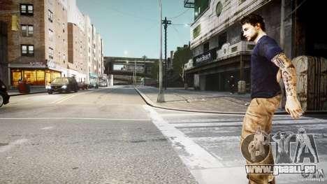 Jason Brodie pour GTA 4 secondes d'écran
