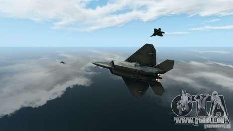 Air Combat IV pour GTA 4