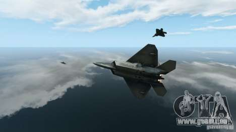 Air Combat IV für GTA 4