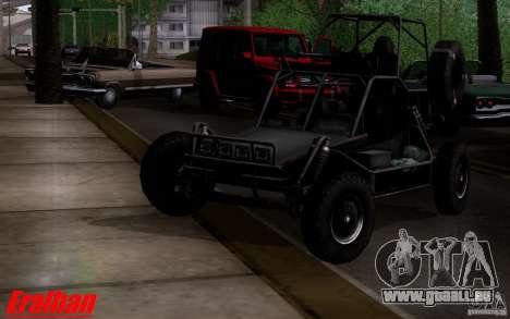 Desert Patrol Vehicle pour GTA San Andreas