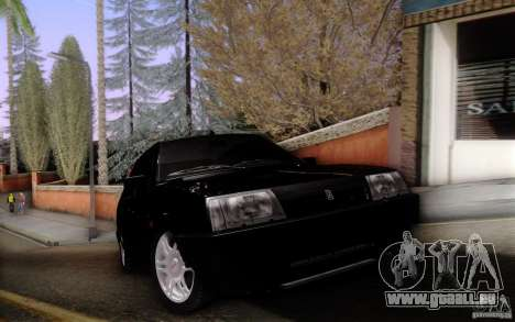 ENBSeries By Eralhan für GTA San Andreas siebten Screenshot
