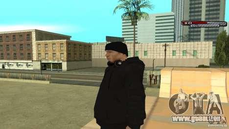 Trialist HD pour GTA San Andreas deuxième écran