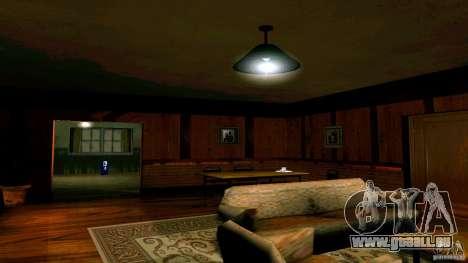 Neue Texturen für den Haus-CJ für GTA San Andreas dritten Screenshot