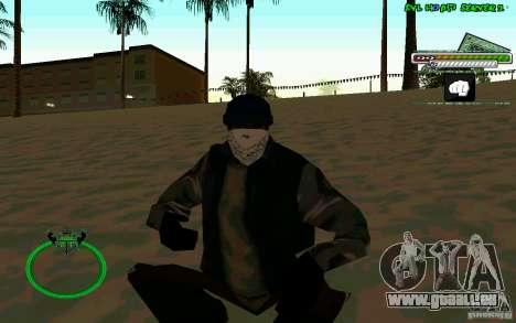 Bomje & Gop für GTA San Andreas zweiten Screenshot
