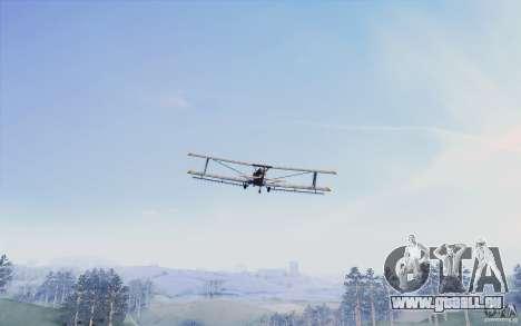 Sky Box V1.0 für GTA San Andreas zweiten Screenshot