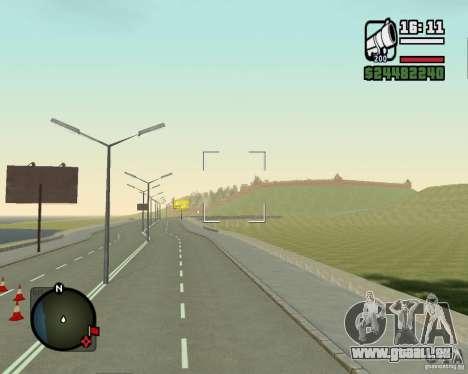 Gosport Straße-Nižegorodsk für GTA San Andreas her Screenshot