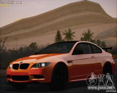 SA_NGGE ENBSeries v1.2 Final pour GTA San Andreas