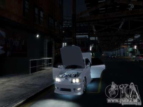 Toyota Chaser 100 TourerV pour GTA 4 roues