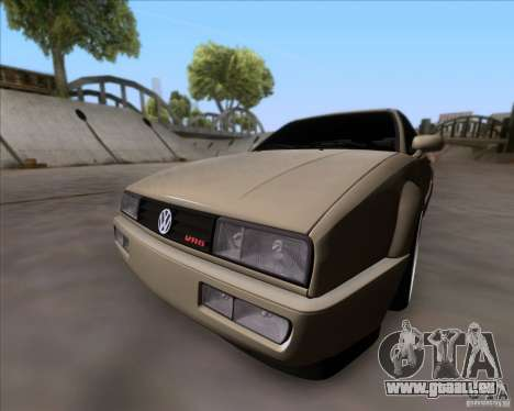 Volkswagen Corrado VR6 1995 für GTA San Andreas linke Ansicht