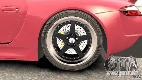 Porsche 997 GT2 Body Kit 2 pour GTA 4 est un côté