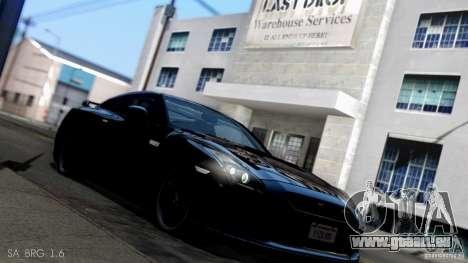 SA Beautiful Realistic Graphics 1.6 pour GTA San Andreas