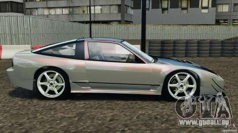 Nissan 240SX Kawabata Drift für GTA 4 linke Ansicht