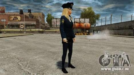 Neue Mädchen-V 4.0 für GTA 4 fünften Screenshot