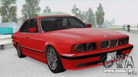 BMW 525i E34 pour GTA San Andreas