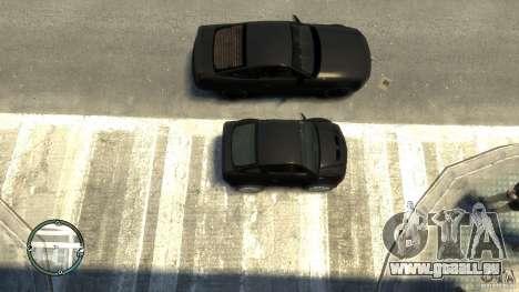 Ford Mustang Mini GT Beta pour GTA 4 est un droit