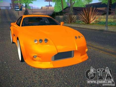 Toyota Supra VeilSide Fortune 2003 pour GTA San Andreas