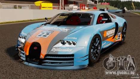 Bugatti Veyron 16.4 Body Kit Final pour GTA 4