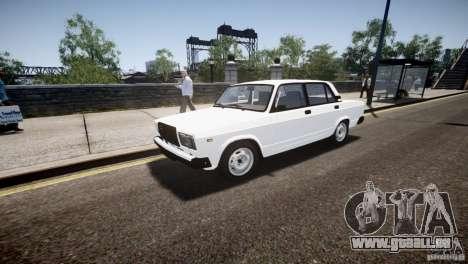 VAZ 2107 pour GTA 4 est un côté
