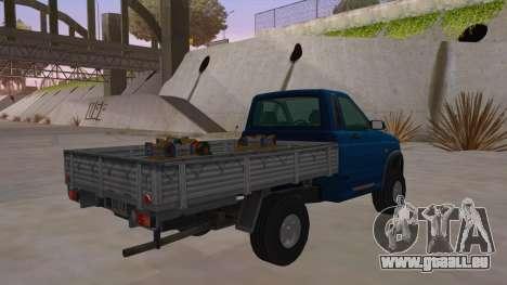 UAZ-2360 für GTA San Andreas rechten Ansicht