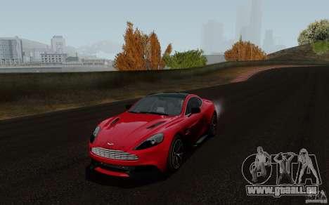 Aston Martin Vanquish 2012 pour GTA San Andreas