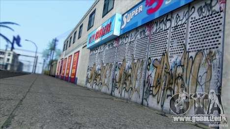 SA Beautiful Realistic Graphics 1.6 pour GTA San Andreas sixième écran