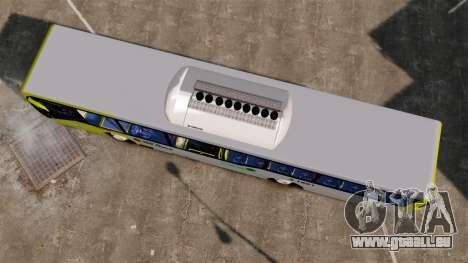 Busscar Urbanuss Pluss 2009 Le VIP Itaim Paulist pour GTA 4 est un droit