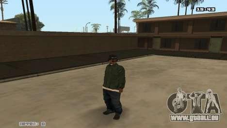 Skin Pack Groove Street pour GTA San Andreas quatrième écran