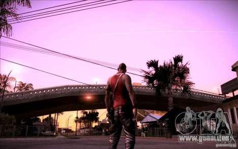Vaas von Far Cry 3 für GTA San Andreas dritten Screenshot