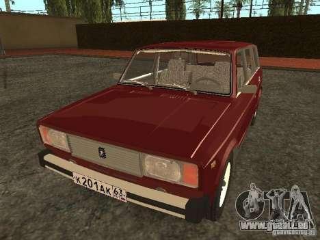 VAZ 2104 v. 2 für GTA San Andreas