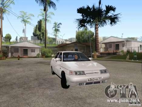 VAZ-2110-drain für GTA San Andreas linke Ansicht