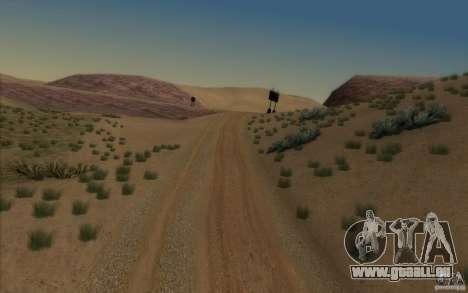 RoSA Project v1.0 pour GTA San Andreas septième écran