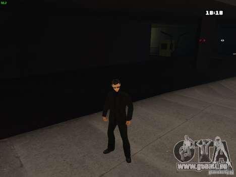 Nouvelles animations pour GTA San Andreas deuxième écran