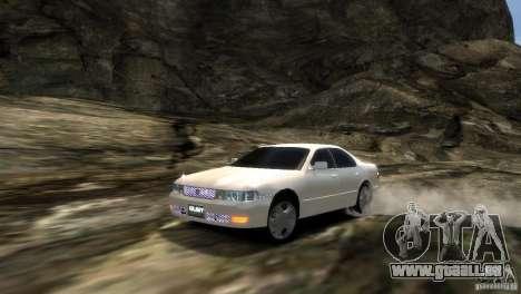 Toyota Chaser x90 pour GTA 4 Vue arrière