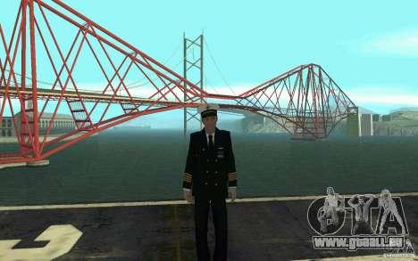 Admiral HD pour GTA San Andreas