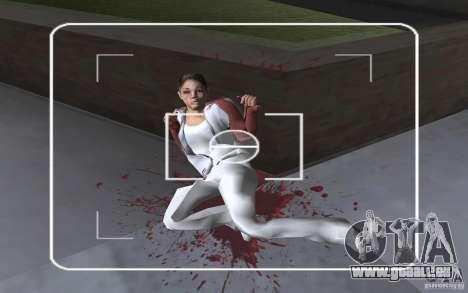 Animer le corps de GTA IV pour GTA San Andreas troisième écran