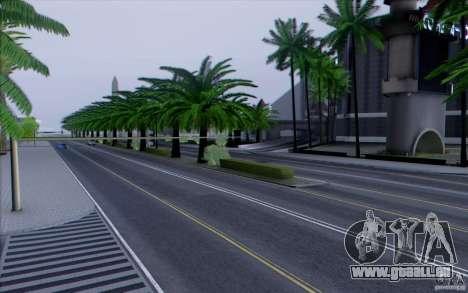 Route de HD v3.0 pour GTA San Andreas sixième écran