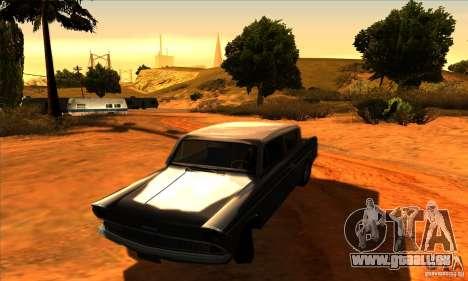 Ford Anglia 1959 pour GTA San Andreas vue arrière