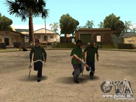 Grove Street Forever für GTA San Andreas