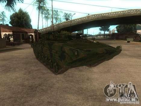 BMP-2 in COD MW2 für GTA San Andreas