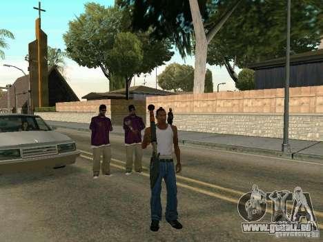 Lopatomët für GTA San Andreas dritten Screenshot