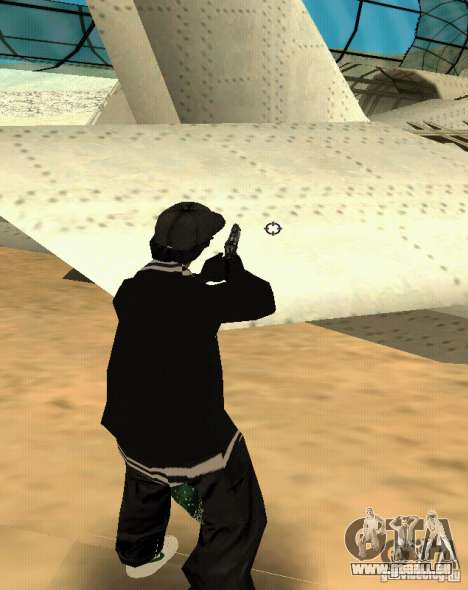 P-HUD für GTA San Andreas her Screenshot