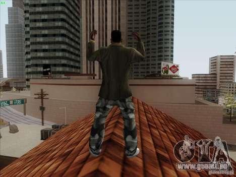 Gentleman Dance Animation pour GTA San Andreas quatrième écran
