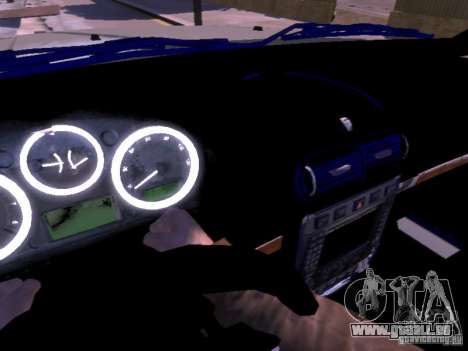 Range Rover DUB 2.0 pour GTA 4 est un droit