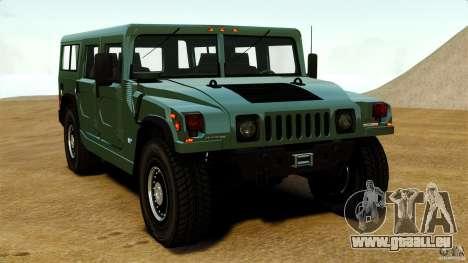 Hummer H1 Alpha pour GTA 4