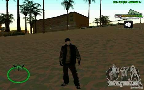 Bomje & Gop für GTA San Andreas