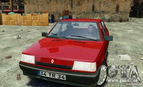 Renault 9 Broadway pour GTA 4 est une gauche