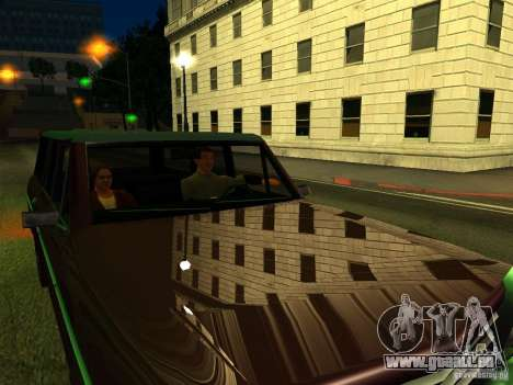 ENBSeries by gta19991999 pour GTA San Andreas