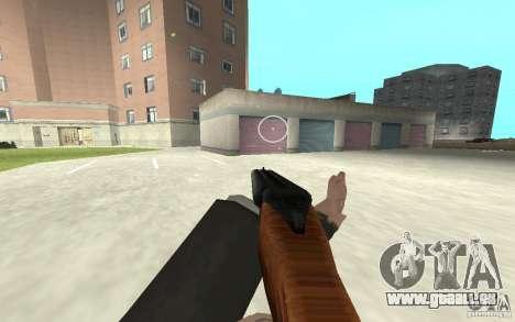 Nouvelle animation de GTA IV pour GTA San Andreas huitième écran
