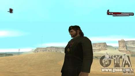 Générales pour GTA San Andreas deuxième écran